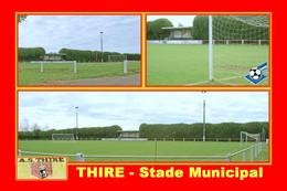 Thiré (85 - France) Stade Municipal - Stadiums