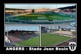 Angers (49 - France) Stade Jean Bouin -  Ex. : Stade Bessonneau (1912/1957) - Stadiums