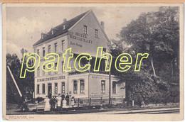 Hadamar (Limburg) Hotel-Restaurant Zum Deutschen Kaiser, 1916 - Hadamar