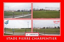 Le Landreau (44 - France) Stade Pierre Charpentier - Other Municipalities