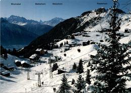 Riederalp, Wallis (44987) * 1. 2. 1989 - VS Valais