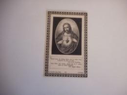 D.P.-LEONARD DE JONGHE°MOERBEKE-WAAS +ALDAAR 24-2-1892-68 JAREN - Godsdienst & Esoterisme