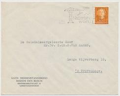 Envelop S Hertogenbosch 1949 - Katholieke Middenstandsbond - Non Classés