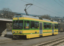 N°7038 R -cpm Tramway De Neuchâtel - Tramways