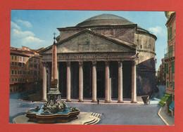 CP EUROPE ITALIE LATIUM ROMA 138 Le Panthéon - Pantheon