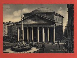 CP EUROPE ITALIE LATIUM ROMA 54 Le Panthéon - Pantheon