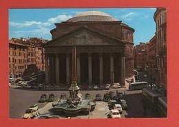 CP EUROPE ITALIE LATIUM ROMA 102 Le Panthéon - Pantheon