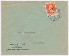 Firma Envelop S Hertogenbosch 1924 - Rust Roest - Non Classés