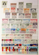 BRITISH WEST INDIES  FINE USED COLLECTION, Most Countries From Antigua To Turks & Caicos Islands, Country Ranges General - Unclassified
