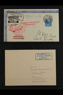 ROCKET MAIL  GERMANY 1933-62 COLLECTION Of Covers, Cards, Cinderella Labels And Sheetlets Of Labels Etc, Includes Severa - Unclassified