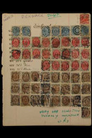 SCANDINAVIAN SORTER  ALL PERIOD, Mint & Used Hoard With Selections From Norway, Finland, Sweden & Denmark On Pages, Loos - Unclassified