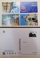 ¡NOVEDAD! ESPAÑA SPAIN ESPAGNE SPANIEN TARJETA DEL CORREO ENTERO POSTAL CARD 2020 EDIFIL 148 INICIATIVA PRIVADA FESOFI - 1931-....