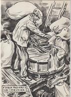 Illustrateur   Homualk :  ( Artaud Et Cie )métier   :le  Meunier - Homualk