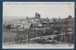 BAUME DE TRANSIT - Vue Générale - Avenue Du Pont - Altri Comuni