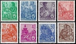 DDR, MiNr. 577-585 B Postfrisch - Neufs
