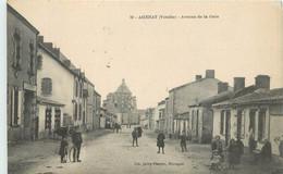 AIZENAY - Avenue De La Gare. - Aizenay