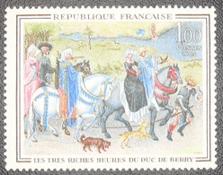 France - Yvert N°1457 Neuf * - Non Classificati