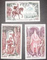 France - Yvert N°1493 Neuf * - Non Classificati