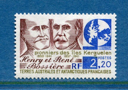 ⭐ TAAF - Terres Australes Et Antarctiques Françaises - YT N° 147 ** - Neuf Sans Charnière - 1989 ⭐ - Nuevos