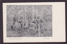 CPA Nouvelle Calédonie Types New Calédonia Océanie Non Circulé - New Caledonia