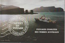 TAAF Carnet De Voyage 2007 Contenant Série 478-93 ** MNH - Carnets