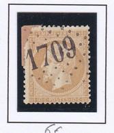 GC 1709 LA GRAVE ( Dept 4 ) S / N° 21 - 1849-1876: Periodo Classico