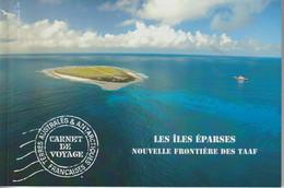 TAAF Carnet De Voyage 2009 Contenant Série 535-50 ** MNH - Carnets