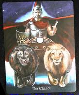 The Chariot   - A Divination & Meditation Tarot Maxi Card - Tarots