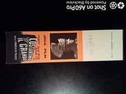 SCATOLA X FIAMMIFERI - MINERVA SAFFA ANNI 50-60 PUBBLICITÀ FILM COSTANTINO IL GRANDE CON CORNEL WILDE E BELINDA LEE - Matchboxes