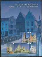 Belg. 2020 - Places De La Ville De Malines ** (Projet Non Adopté) - Nuevos
