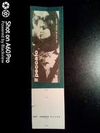 SCATOLA X FIAMMIFERI - MINERVA SAFFA ANNI 50-60 PUBBLICITÀ FILM IL PECCATO, G.M. VOLONTÈ - Matchboxes