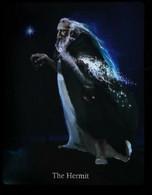 The Hermit ( Merlin ) - Arthur Legend - Arthurian Britian Myth - A Divination & Meditation Tarot Maxi Card - Tarots