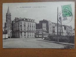Blankenberge: Avenue Jules De Trooz - Tram / 1920 - Blankenberge