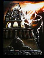 The Tower - A Divination & Meditation Tarot Maxi Card - Tarots