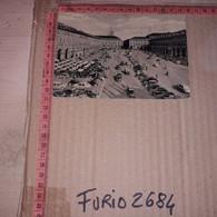 C-95177 TORINO PIAZZA SAN CARLO PANORAMA AUTO D'EPOCA - Italy