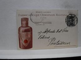 RAVENNA  -- FABBRICA ACQUE  OSSIGENATE RAVENNA - Ravenna