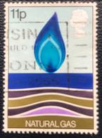 Great Britain - P3/41 - (°)used - 1978 - Michel 758 - Energiebronnen - 1952-.... (Elisabetta II)