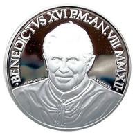 Vatican Benoît XVI - 2012 10 Euro Argent ; XX° Journée Du Malade - Vaticaanstad