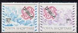 QUS - ALBANIA 1991 , Yvert Serie N. 2276/2277 *** MNH EUROPA CEPT - Albanien