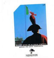 TELECOM ITALIA (PERIODO SIP) PRIVATE PUBBLICHE - C.& C. 3297 - CARABINIERI  2000 - USATA - RIF.CP - Private - Tribute