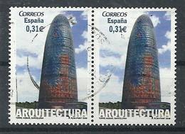 ESPAÑA 2008 - ED 4407 Par - 2001-10 Used