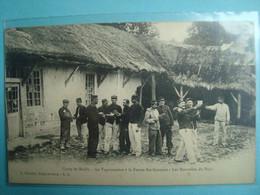 10 - CAMP De MAILLY - Le Vaguemestre à La Ferme Sainte Suzanne - Les Nouvelles Du Pays - Mailly-le-Camp
