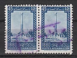 Afghanistan 364 ° En Paire - Afghanistan