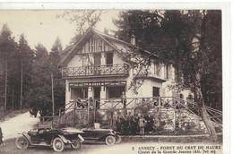 CPA  ANNECY   Chalet De La Grande Jeanne   N° 5 - Annecy
