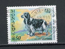 MONACO - EXPO CANINE - N° Yvert 862 Obli. - Oblitérés