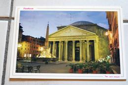 Carte Rome - Panthéon - Foro Romano - Pantheon