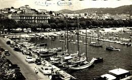 La Cote D'zur, Le Quai St. Pierre L'Hôtel De Ville Et Les Allies. Cannes 06 Alpes Maritimes. France Frankrijk Francia - Cannes