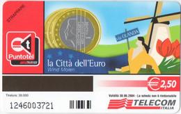 Série Italienne : La Città Dell'Euro : OLANDA Holland Pays-Bas - Postzegels & Munten