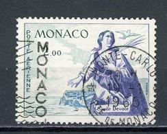 MONACO - POSTE AERIENNE - N° Yvert 73 Obli. - Poste Aérienne