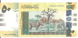 SOUDAN 50 POUNDS 2006 VF+ P 69 - Sudan